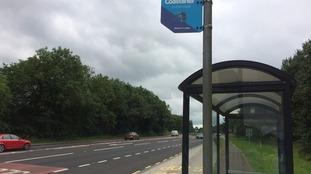 A64 near Malton
