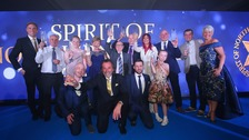Catch up with this year's Spirit of Northern Ireland Awards
