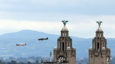 Prime Minister thanks military on Armed Forces Day in Liverpool