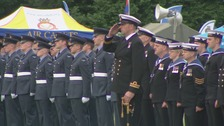 Wales celebrates Armed Forces Day