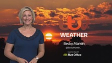 Weather: A brighter day with some decent sunshine ahead