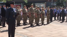 Armed Forces Day in Carlisle