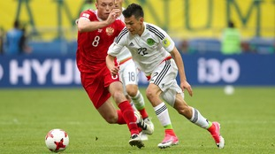 Confed Cup: Hosts Russia knocked out as Mexico go through