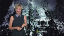 Wales Weather: Cloudy tonight with rain in the morning
