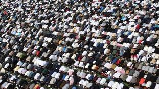 100,000 expected at Europe's largest Eid celebration