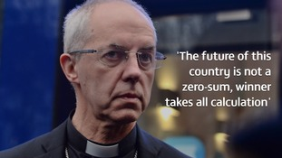 Archbishop slams MPs as he calls for wartime spirit in Brexit talks