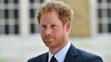 Prince Harry admits he 'wanted out' of Royal Family
