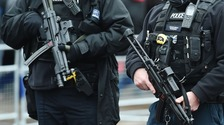 Armed Police (Library picture)