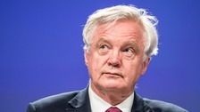David Davis 'not certain' UK will leave EU with deal