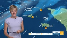 Some fair or sunny intervals otherwise mainly cloudy