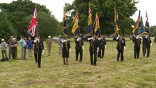 Thousands turn out across the region to celebrate Armed Forces Day