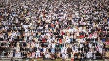 Record crowd as UK hosts Europe's biggest Eid celebration