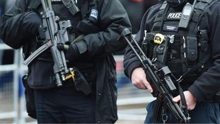 Anti-terror officers investigate Cumbria incident