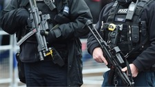 Anti-terror officers investigate Cumbria incident