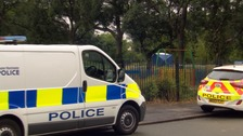 Teenager held over 'attempted rape' in park of girl, 8.