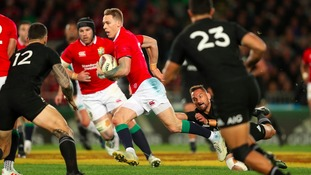 Liam Williams revels in stand-out performance in New Zealand