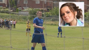 Charity football match played in memory of Manchester Terror Attack victim Kelly Brewster