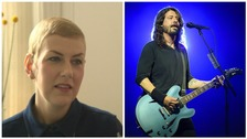 Foo Fighters' make Glastonbury tribute to Devon fundraiser