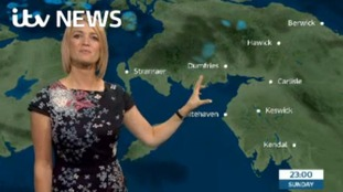 VIDEO: Sunday's forecast for the Border region