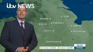 East Midlands Weather: Dry and bright start to the week
