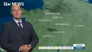 West Midlands Weather: Dry and warm with sunny spells
