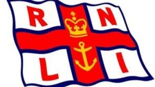 Lifeboat rescues two sailors
