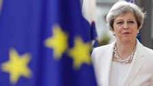 May to spell out post-Brexit offer for EU citizens in UK