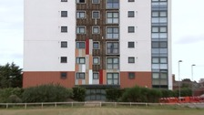 Cladding removed from flats on Merseyside after safety checks