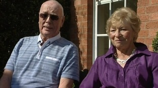 Richard and Pamela Jones lost their son Craig during the Falklands conflict.