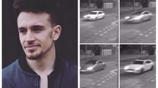 Police have released CCTV images after James Brindley was stabbed
