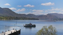 Ullswater Steamers celebrates 140 years on the lake