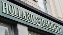 Holland & Barrett sold for £1.8 billion