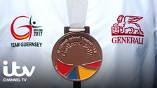 Bronze for Guernsey's Jo Dyer and Lauren Barker