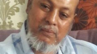 Makram Ali, 51.