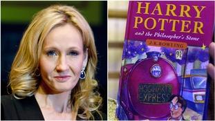 'It's been wonderful': JK Rowling celebrates 20 years of Harry Potter