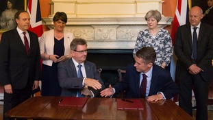 How long will DUP prop up May and Tories?