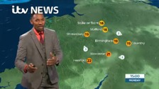 ITV News Central weather forecast