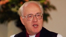 Ex-Archbishop of Canterbury Lord Carey.