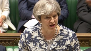 May: Families of EU citizens living in UK after Brexit 'will not be split up'