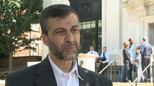 Finsbury Park mosque chairman Mohammed Kosbar.