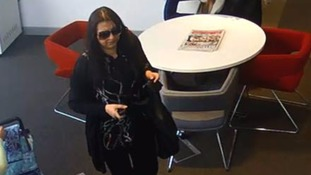 Police say this woman may have information that could help the inquiry