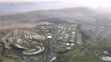 Circuit of Wales CEO 'disappointed and saddened' after funding rejection by Welsh Government