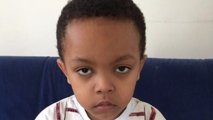 Grenfell Tower victim Isaac, 5, died after 'inhalation of fumes'.