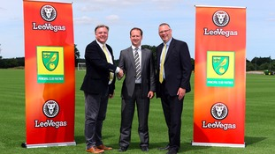 LeoVegas say they are delighted to be working alongside the Canaries