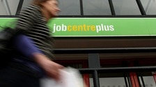 New data shows a slump in public sector employment and an increase employment in private firms