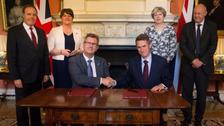 Tory-DUP deal