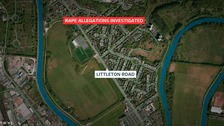 Rape investigation - claims 4 year old was victim in Salford