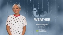 Wales Weather: A showery start!