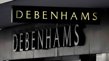 Debenhams has issued a profit warning
