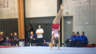 Jersey's gymnasts starred on Monday in Gotland.